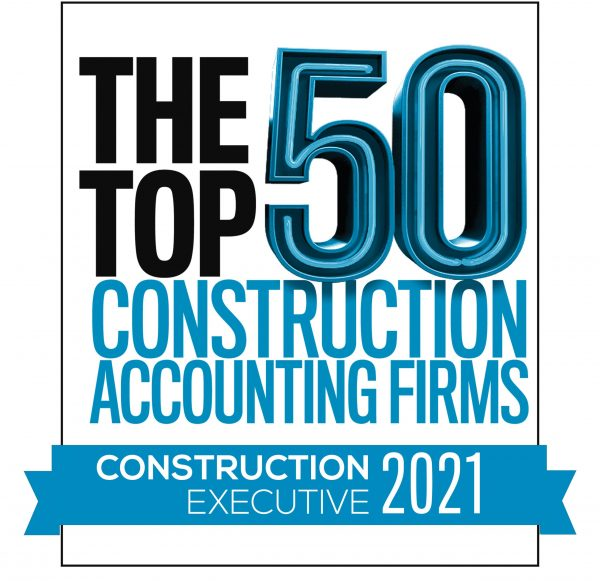 The Top 50 construction accounting firms