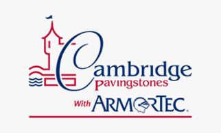 Cambridge Pavingstones with Armortec