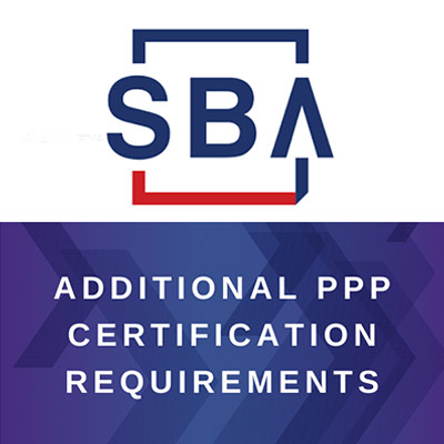 PPP Certification Requirements