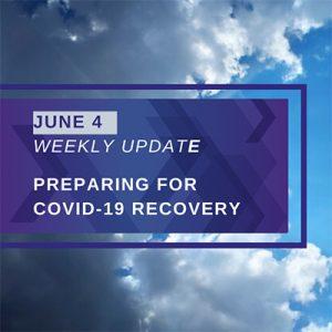 June 4th Weekly Update