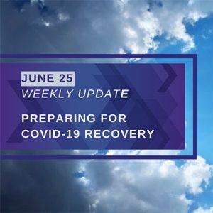 June 25th Weekly Update
