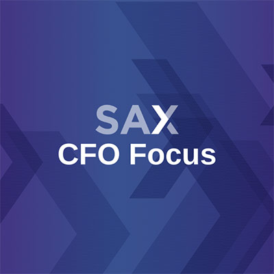 May 27 CFO Focus