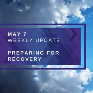 May 7 Weekly Update