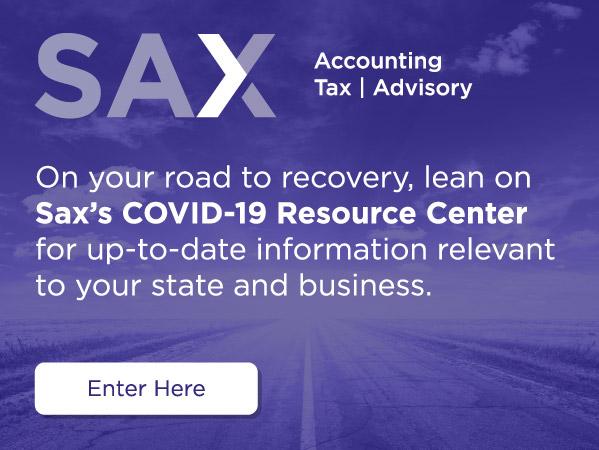 SAX COVID-19 Resource Center