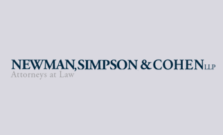 Newman, Simpson, & Cohen LLP - Attorney at Law